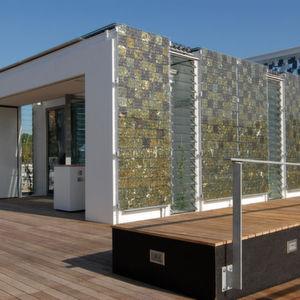 geb udeprojekt home mit integrierter sunways. Black Bedroom Furniture Sets. Home Design Ideas