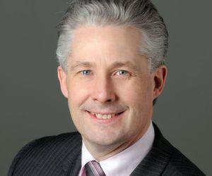 Neue Unternehmensstruktur: David Woodward ist der Vorsitzende von Sharp Devices Europe.