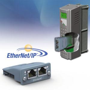 Neues Anybus-CC-Modul für EtherNet/IP mit integriertem 2-Port-Switch
