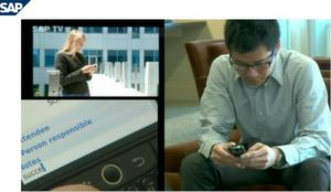 SAP konzentrier tsich nach der Übernahme von Sybase auf mobile Anwendungen und Informationslösungen.