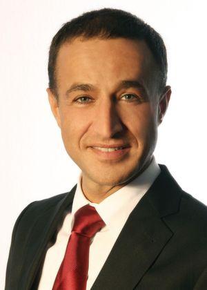 Wafa Moussavi-Amin, Geschäftsführer von IDC Deutschland und Schweiz