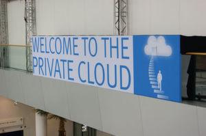 Rund 1.400 Besucher nahmen auf dem EMC Forum 2010 an der Reise in die Private Cloud teil.