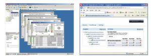 Der neue Novell Cloud Manager ermöglicht erweiterbare Workload Orchestration, die sich mit der Management-Umgebung eines RZ integriert.