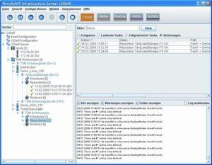 das Infrastructure Center 6.3. für VMware im neuen Gewand