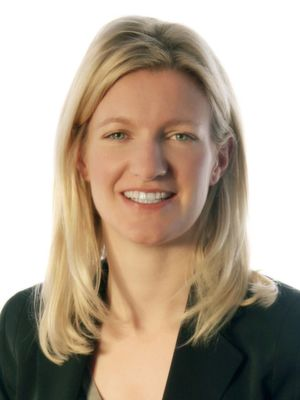 Lynn-Kristin Thorenz, Consulting Director bei IDC in Frankfurt
