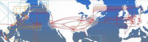 Dank Colocation gibt es heute weltweit hochvernetzte Handelsplätze.