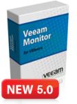 VMware-Management: Veeam Monitor 5.0 ab sofort verfügbar.