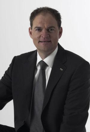 Oliver Schallhorn, Geschäftsführer bei Fritz & Macziol