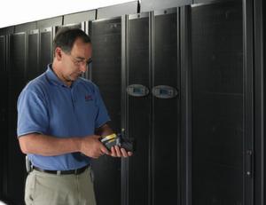 Mit der APC Management Suite InfraStruxure kann die IT-Infrastruktur in Rechenzentren angepasst und überwacht werden