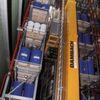 Hochregallager in Silo-Bauweise beherbergt Klebespezialitäten