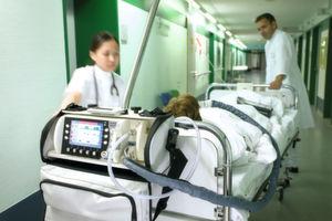 Alltag im Krankenhaus: Eine strukturierte medizinische Dokumentation mit MediColor soll Prozesse in Krankenhäusern optimieren (Bild: Weinmann)