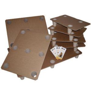 Das Cone-Pal-System besteht zu 100% aus recyclebaren Rohstoffen, vor allem Papier. Dadurch sparen Nutzer nicht nur Entsorgungskosten, sondern bekommen von den Entsorgern für den Rohstoff Papier sogar noch Geld. Bilder: Cone Pal