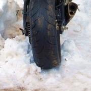 Winterreifenpflicht gilt auch für Motorräder