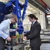 Mechatronik-Projekte mit der Industrie im Fokus