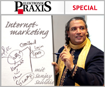 Internetmarketing mit Sanjay Sauldie
