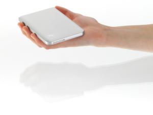 Die Mobile Drive Mg von Freecom kommt mit USB-3.0-Schnittstelle daher.