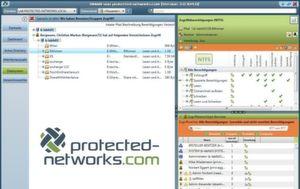 Berechtigungsmanagement erleichtert das Tool 8Man von Protected-Networks.com. Es bietet in einer übersichtlichen, grafischen Oberfläche einfache Kontrolle über Zugriffsrechte.