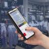 Lager-Handheld und Business-PDA vereint