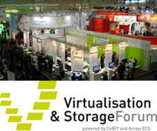 Das Virtualisation & Storage Forum wird auf der CeBIT 2011 seine Ausstellungsfläche verdoppeln.