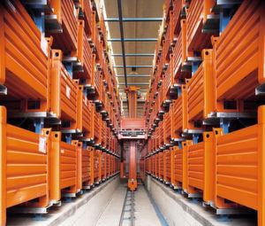 Bild 1: Am Anfang der Entwicklung eines Logistikkonzeptes steht eine kurze Aufnahme des vorhandenen Materialflusssystems, das häufig eher auf große Behälter ausgelegt ist.