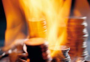Compliance als Kostenfalle: Unter compliance-getriebenen Investitionen leidet das Unternehmens-Budget.