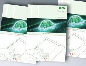 Im Neuheiten-Ergänzungsband 2011 wurden sämtliche Produktgruppen-Erweiterungen integriert. (Bild: OKW Gehäusesysteme)
