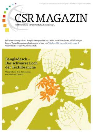 """Das """"CSR-Magazin"""" erscheint am 31. März zum ersten Mal."""