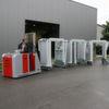 Routenzug-Anhänger für die innerbetriebliche Logistik