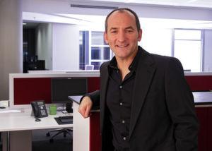 Thomas S. Senger, Senior Vice President EMEA Software & Solutions bei Kofax