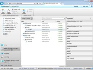 Nutzer von Microsoft Azure können Daten in Rechenzentren verschiedener Regionen vorhalten.
