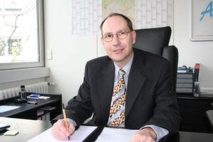 Rainer Hunkler ist Gründer und Geschäftsführer des Systemhauses Hunkler