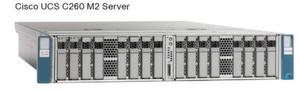 Mit dem UCS-Modell C260 M2 will Cisco die Performance-Grundlage für die so genannten unternehmenskritischen Systeme liefern.