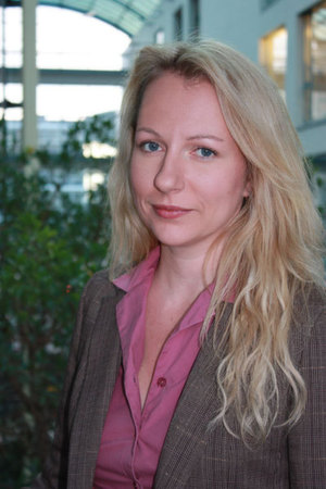 Veronika Westerlund, Senior Manager xSP Business Development Central Europe bei Trend Micro