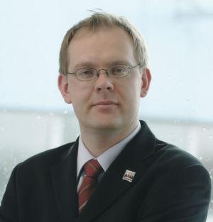 Martin Janßen, Business Development Manager bei ADN