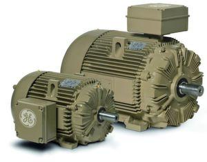 Hocheffizienter Niederspannungsmotor von GE