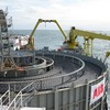 320.000-Volt-Weltrekordkabel zur umweltfreundlichen Netzanbindung von Offshore-Windparks