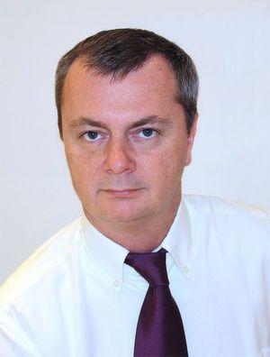 Stefan Horvath ist Geschäftsführer bei Kryptronic Technologies.