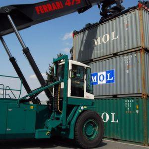 Mehr power f r das leercontainer depot im bayernhafen bamberg for Depot regensburg