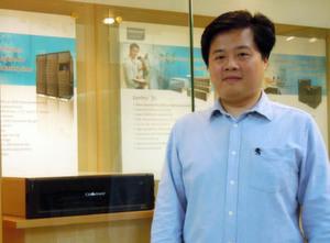 Der Autor: Galvin Chang ist Associate Director bei Infortrend.