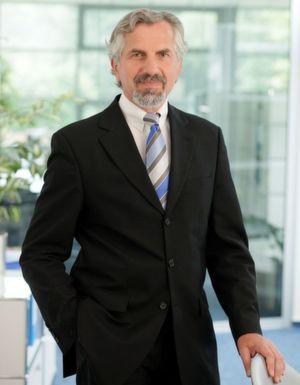 Gerhard Rienecker, Gründer und Vorsitzender der Geschäftsleitung der PASS Consulting Group