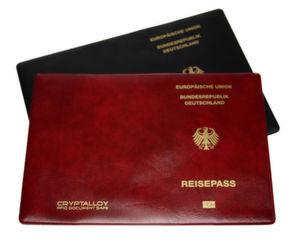Die Ausweishüllen für RFID-Skeptiker machen einen amtlichen Eindruck.