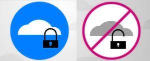 Mehr oder weniger Sicherheit? – Bei der Bewertung der Public-Cloud-Services gehen die Meinungen auseinander. Vorsichtshalber nutzen Großunternehmen lieber die Private Cloud.