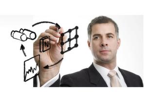 """Mit dem Management-Tool """"Novell Operations Center"""" sollen die Kunden, komplette Prozesse, inklusive Services aus der Cloud, im Blick haben und zeitnah reagieren können. Bild: Novell"""