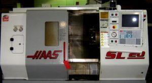 Centre de tournage Haas SL-20-CNC. (Image: Urma-Haas)