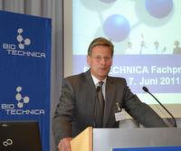 Veranstalter sehen Biotechnica 2011 auf einem guten Weg