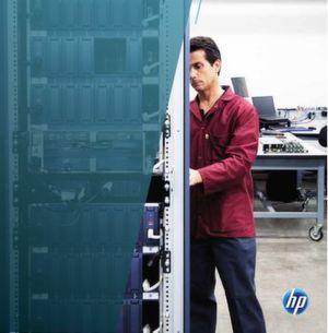 Die Automation im Rechenzentrum zielt darauf, IT-Prozesse effizienter, aber auch sicherer zu gestalten. etwa durch weniger manuelle Eingriffe. Bild: HP