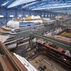 Die deutsche Schiffbau- und Offshore-Zulieferindustrie schippert der Sonne entgegen