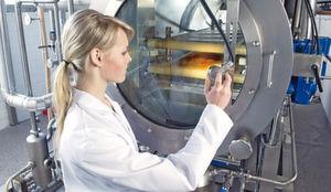 Im neuen e&e-Testcenter entwickelt das Unternehmen eigene Verfahren und solche im Auftrag von Kunden. (e&e Verfahrenstechnik)