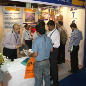 The Powder & Bulk Solids India 2012 Exhibition & Conference takes place in Ahmedabad from 13–15 March 2012. (Picture: Vogel Business Media)