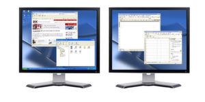Die Anzeige veröffentlichter Anwendungen und Desktops lässt sich auf bis zu 16 Bildschirme verteilen. Bild: 2X